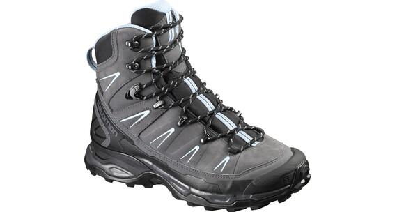 Salomon X Ultra Trek GTX Trekking Shoes Women dark cloud/black/cristal